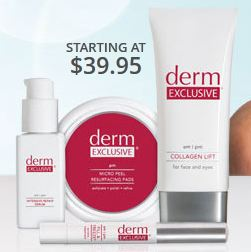 derm exclusive tv offer